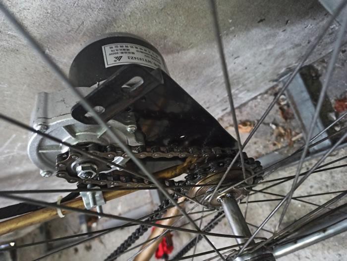 Motor kit bici eléctrica