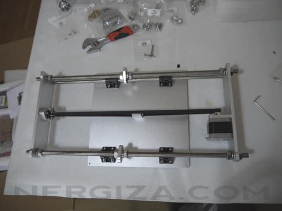 Primer paso impresora 3D