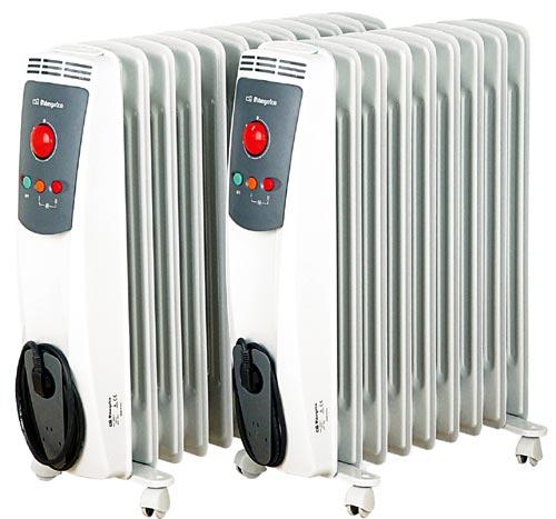 Calefacci n el ctrica por efecto joule el calor m s - Radiadores de aceite ...