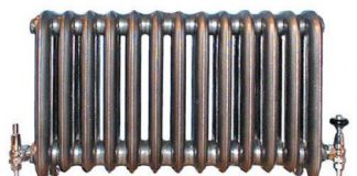 radiador calefaccion central