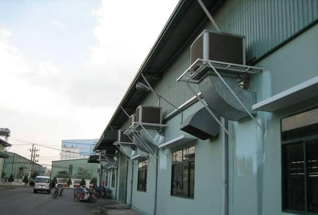 Refrigerador evaporativo