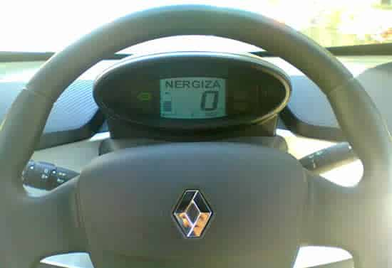 renault twizy volante