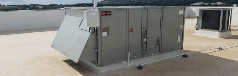 Roof-top Trane