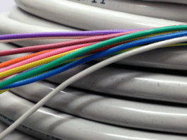 Sección de cable