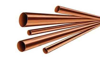 tubo cobre