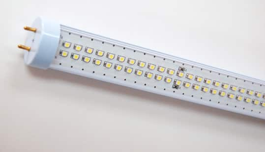 Iluminaci n led en garajes un caso real nergiza for Sustituir fluorescente por led