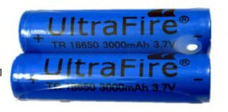 ¿ultrafire falsas o no?