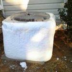 unidad exterior aire acondicionado congelada 150x150