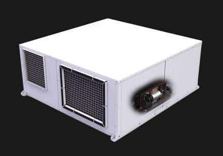 Unidad ventiladores centrífugos