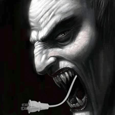 vampiro eléctrico