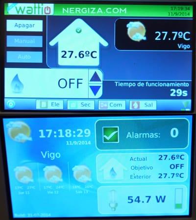 wattio gate pantallas