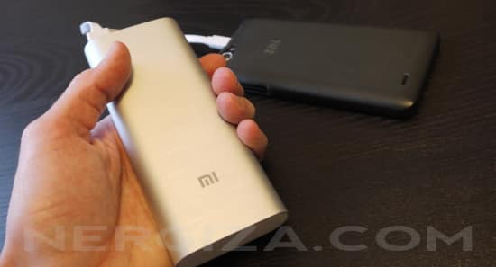 xiaomi powerbank mano